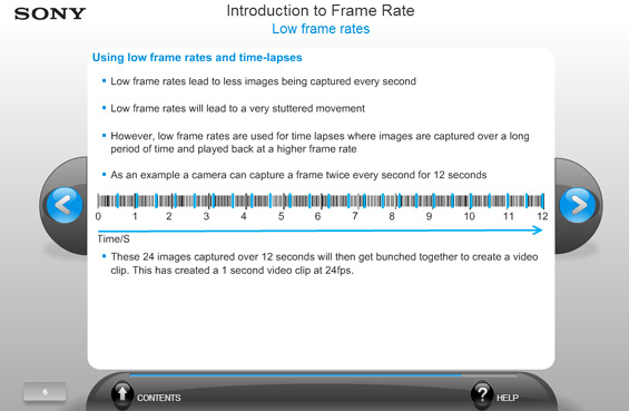 Introduction to Frame Rate : Preview
